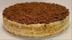 Screenshot_20 Baking Recipes, Dessert Recipes, Butter Cream Cheese Frosting, Cookie Crumbs, Russian Recipes, Homemade Chocolate, Deserts, Easy Meals, Yummy Food