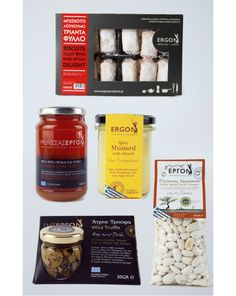 This special selection of traditional Greek gourmet was put together for you to get the lowest shipping rate possible. The basket includes six products.