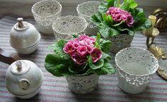 Iluseesti.eu Estonian ceramic Handicraft, Glass Vase, Ceramics, Home Decor, Self, Craft, Ceramica, Pottery, Decoration Home