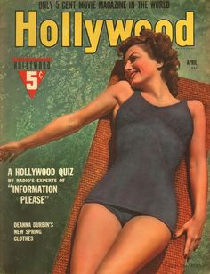 {Volume 2 of ------------------- Collection of 53 Vintage HOLLYWOOD Magazine in .pdf file format (eBooks) on DVD ! (High Resolution scans) This DVD contains: =============== Hollywood Hollywood Hollywood Movie Magazine, Pulp Magazine, Golden Age Of Hollywood, Vintage Hollywood, Hollywood Magazine, Deanna Durbin, Star Way, Horror Fiction, Fashion Cover