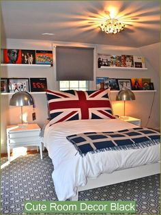 This Awesome Photo of 15 Teen Loft Beds Ideas is awesome for your home design idea.  Many of our visitors choose this as favourite in Bedroom Category. Teenage Girl Bedrooms, Teen Bedroom, Dream Bedroom, Loft Beds For Teens, Diy For Teens, Teen Room Decor, Bedroom Decor, Bedroom Ideas, Nursery Room