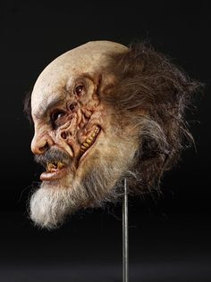 THE DEVIL'S ADVOCATE (1997) - Beared Demon Head - Price Estimate: $800 - $1000