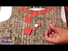 Trendy and Creative Neck Design for Kurti/Suit/Kameez Churidhar Neck Designs, Neck Designs For Suits, Blouse Back Neck Designs, Embroidery On Kurtis, Kurti Embroidery Design, Girls Frock Design, Fancy Dress Design, Simple Kurti Designs, Kurta Designs