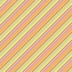 This listing is for 1 yd Summer Stripe in Orange SONG by My Minds Eye for Riley Blake. *This is a diagonal stripe. cotton wide Smoke-free shop You can view more fabrics from this collection in my shop here