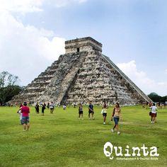 Chichen Itzá,Yucatán,México.