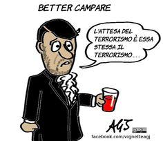 Falso allarme scatena il panico a Torino causando più di mille feriti. Parafrasando un vecchio spot del Campari...