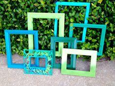 Set of Vintage//UpCycled by ElizabethLaneBoutiqu on Etsy, $65.00