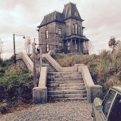 Bates Motel. I really love that house