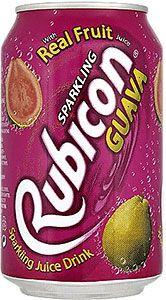 Rubicon Guava Sparkling Fruit Juice Drink (330ml) and where do I get this?