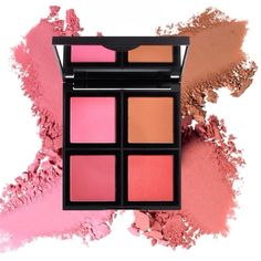 This E.l.f. Blush Palette is one of the drugstore beauty products makeup artists swear by.