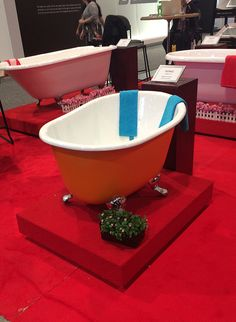 The Tiny Life goes to the 2016 Kitchen and Bath Industry Show - click for our photo post!