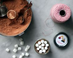 DIY hot cocoa mix - for all your sweethearts