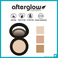 Afterglow Cosmetics – Perfecting Under Eye Organic Concealer ($31)