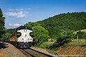 RailPictures.Net Photo: NS 4270 Norfolk Southern EMD F7(A) at Linden, Virginia by Jon Wright