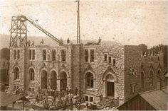Building the Winona Post Office, 1890 (From Minnesota History Summer 2013, photo courtesy the Winona County Historical Society) | Flickr - P...