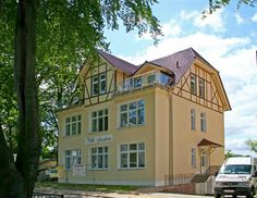Villa Seestern, Maxim-Gorki-Straße, #Heringsdorf, #Usedom
