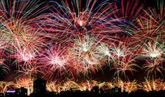 EXT. FIREWORKS 3 LARGE #EpisodeInteractive #Episode Size 1920 X 1136 #EpisodeOurCrazyLoveLife
