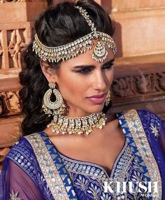 Fashion Gallery :: Khush Mag - Asian wedding magazine for every bride and groom planning their Big Day Pakistani Jewelry, Indian Jewelry, Moda Indiana, Asian Bride, Traditional Fashion, Indian Couture, Neck Piece, Fashion Gallery, Indian Bridal