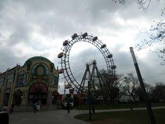 Wiener Riesenrad de Viena(Austria)