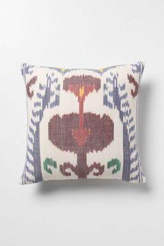 Ikat Insignia Pillow $68