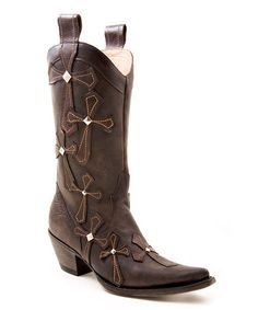 Women's Miss Kate Boot - Tan/Pink http://www.countryoutfitter.com ...