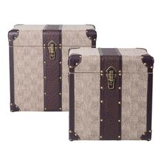 Bombay Outlet Beacon Trunks - Set of Two