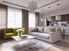 New apartment minimalist layout ideas Home Room Design, Apartment Design, Apartment Interior, Apartment Living Room, Living Room Interior, House Interior, Interior Design Living Room, Interior Design, Living Room Designs