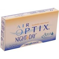 Ciba Vision Air Optix Night & Day Aqua 6 St.