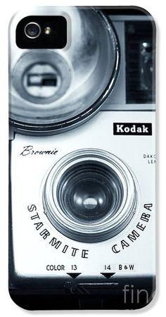 Starmite Camera iPhone and Galaxy Case by John Rizzuto