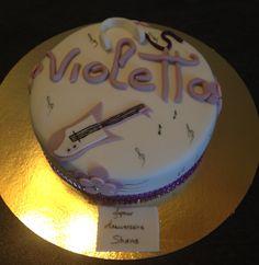 #birthday #cake #Violetta
