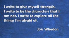 Inspiring me to write more...