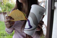 sassyomg:  taco bell wooinstagram: p4ws