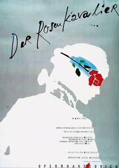 Karl Domenic Geissbühler – Der Rosenkavalier, Opernhaus Zürich, 1988