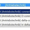 de-english Uebersetzungen: induktiver Messaufnehmer{Antriebstechnik} inductive sensor