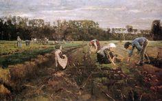 Max Liebermann: Naturalismo e impresionismo alemán » Trianarts