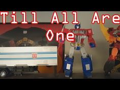 My Transformers Collection In My Arcade Room - YouTube