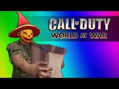 COD Zombies Funny Moments - Halloween Edition! - YouTube