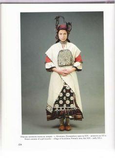 Lazarka's dress, Pomorie region. Album by Anita Komitska