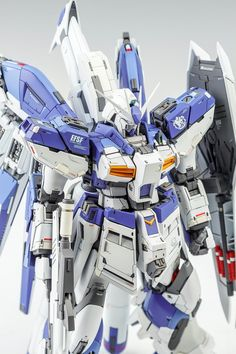 MG 1/100 Hi-Nu Gundam - Customized Build Modeled by mushuwyou