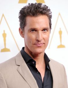 Matthew McConaughey | 71 Famous People Who Were Total Frat Boys At One Time In Their Lives