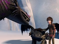 RTTE. Hiccup, Toothless, and the Skrill. I really loved this episode! :)