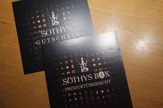 Ich konnte nicht anders … Ständig irgendwo die Werbung gelesen , neugierig geworden , abgehakt , Werbung gelesen , nach dem Inhalt gegoogelt , Langeweile gehabt , bestellt :) Nun ist sie Mein… #box #beautybox #sothys #sothysbox #sothyswinterbox #boxenwahn