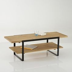 Table basse, double plateau, Malu La Redoute Interieurs | La Redoute Mobile
