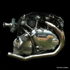 No 4: CLASSIC VINCENT MOTORCYCLE ENGINE | by Gordon Calder