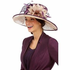 Jacques Vert Floral Delights Occasion Hat- at Debenhams Mobile Occasion Hats b1c90b99b60b