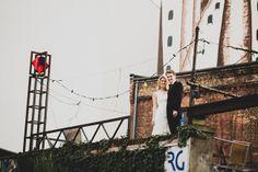 urban industrial wedding in berlin | credit: Dennis Jauernig | www.einhochzeitsblog.com