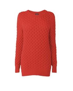British Cable Wool sweater by Jaeger