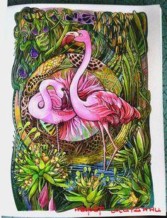 Manic Botanic by Irina Vinnik