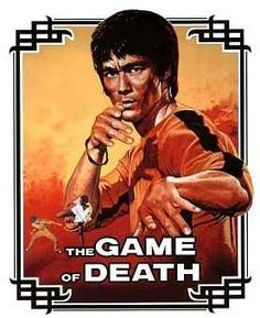 """Bruce Lee """"Game Of Death"""", which would be his last movie."""
