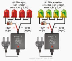 LEDs muy fácil